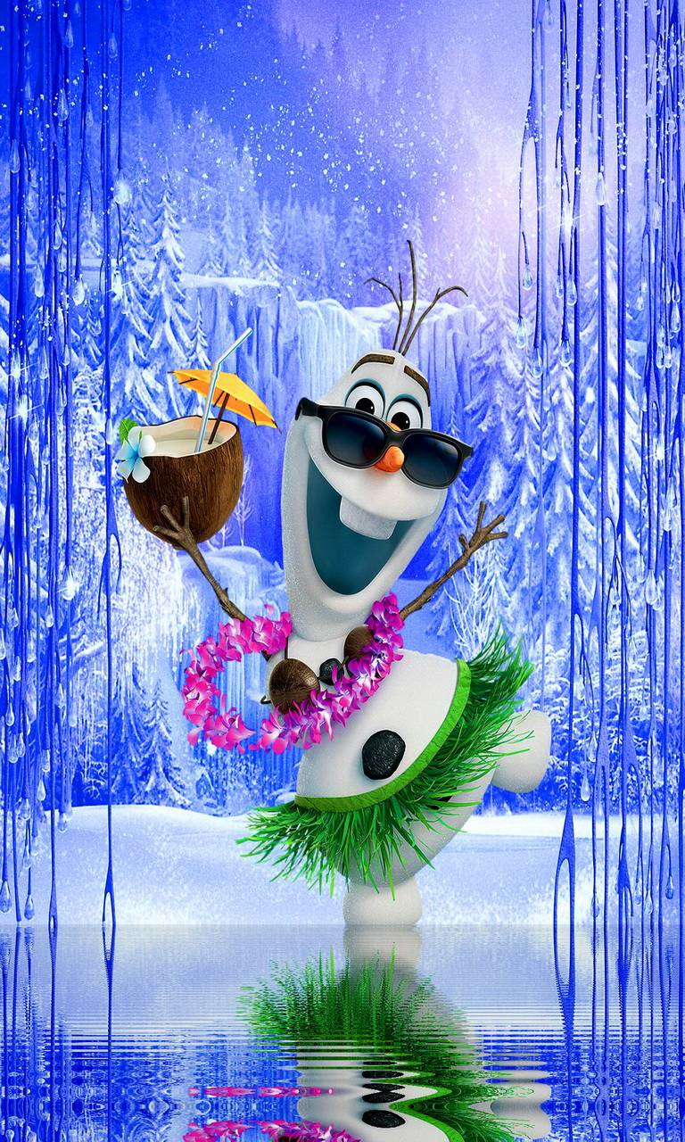 Olaf Frozen Wallpaper By S 3a Free On Zedge