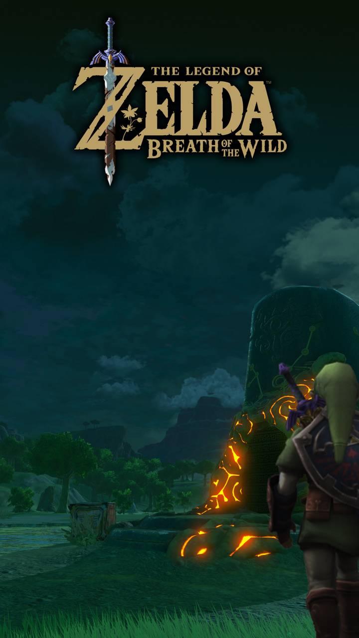 Zelda BOTW 4k