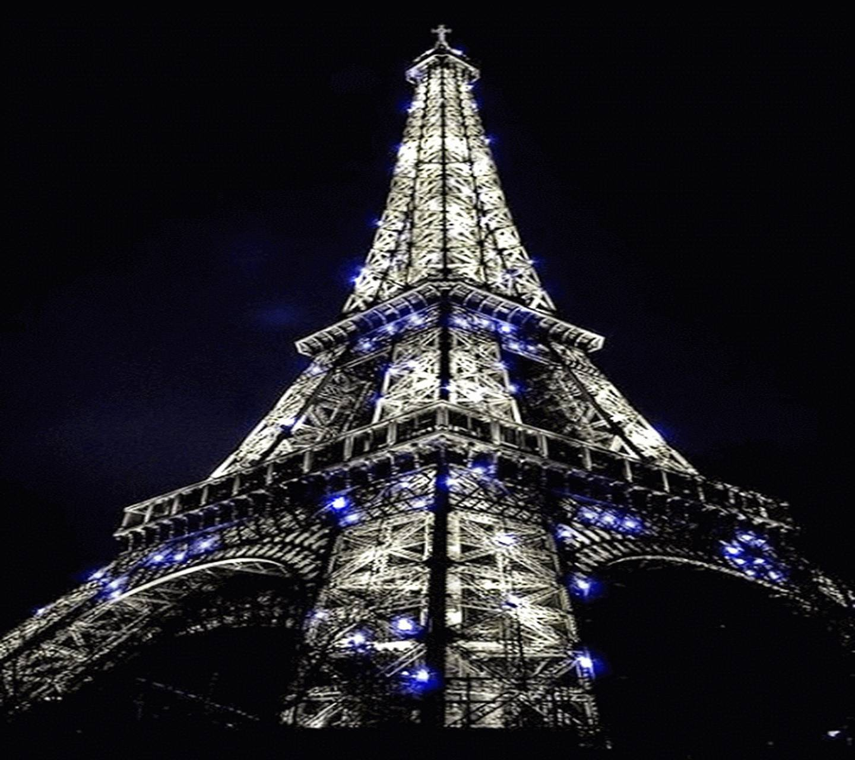 Eiffeltower by Night