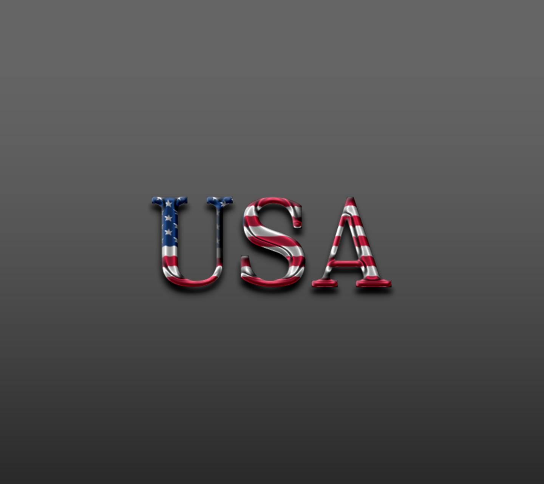 USA Logo Wallpaper By Szabee78