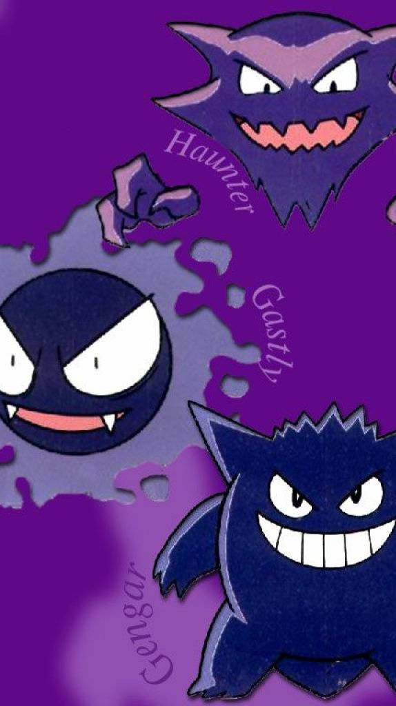 The Ghost Types