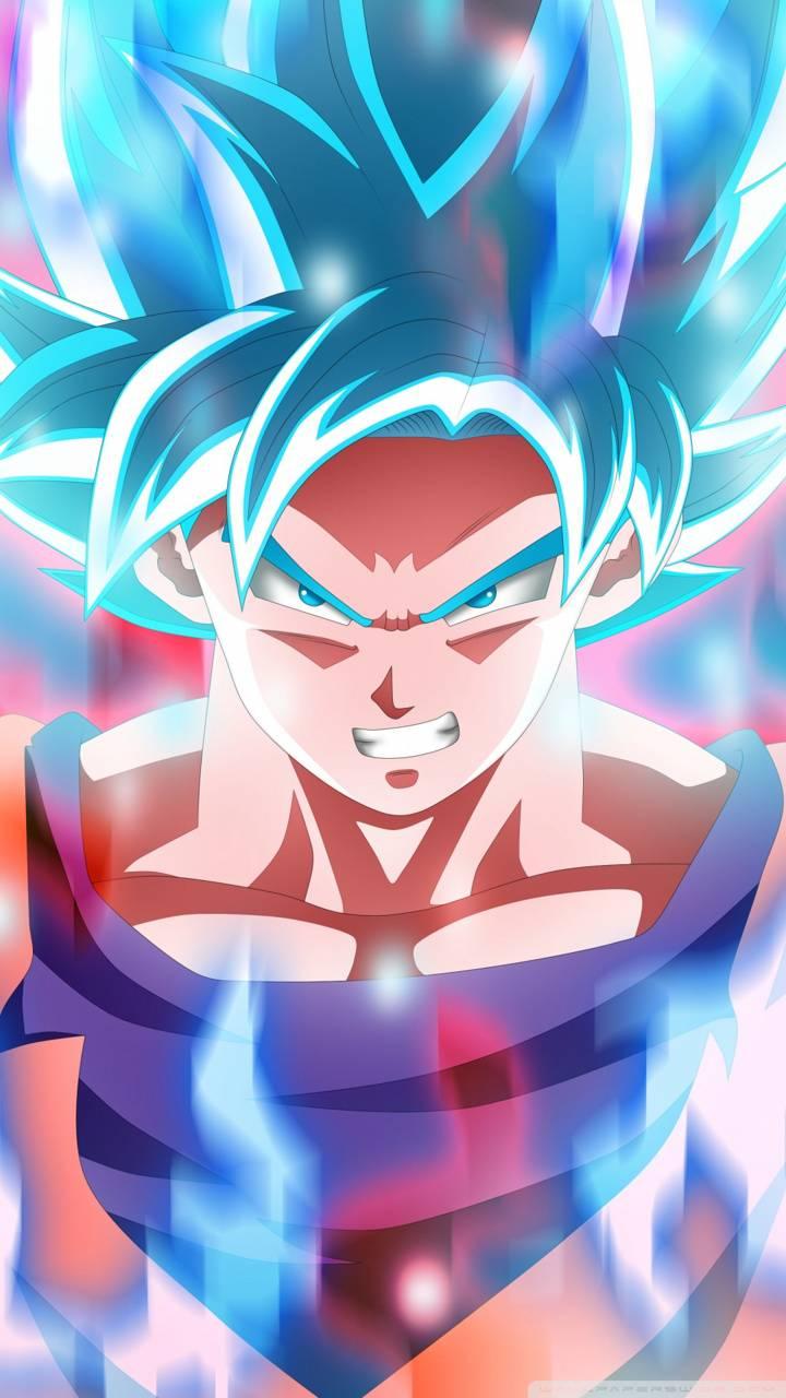 Goku SSJB Kaioken