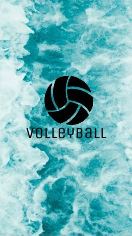 Volleyball tie-dye
