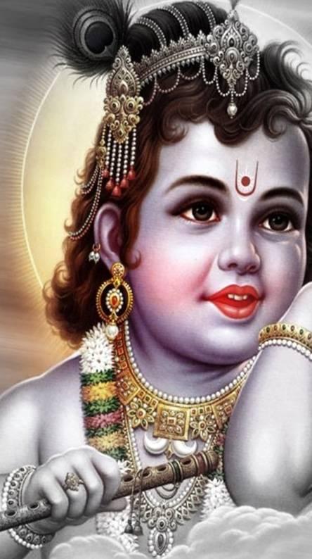 Shri Krishna Wallpapers Free By Zedge