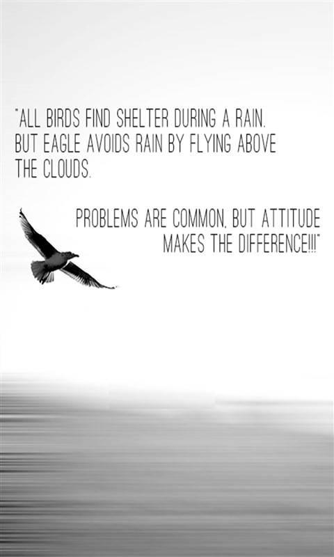 Attitude Makes