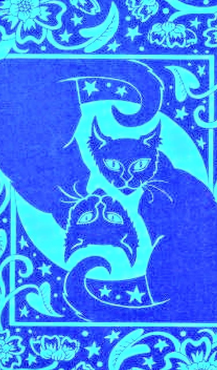 BLUE PUDDYKATS