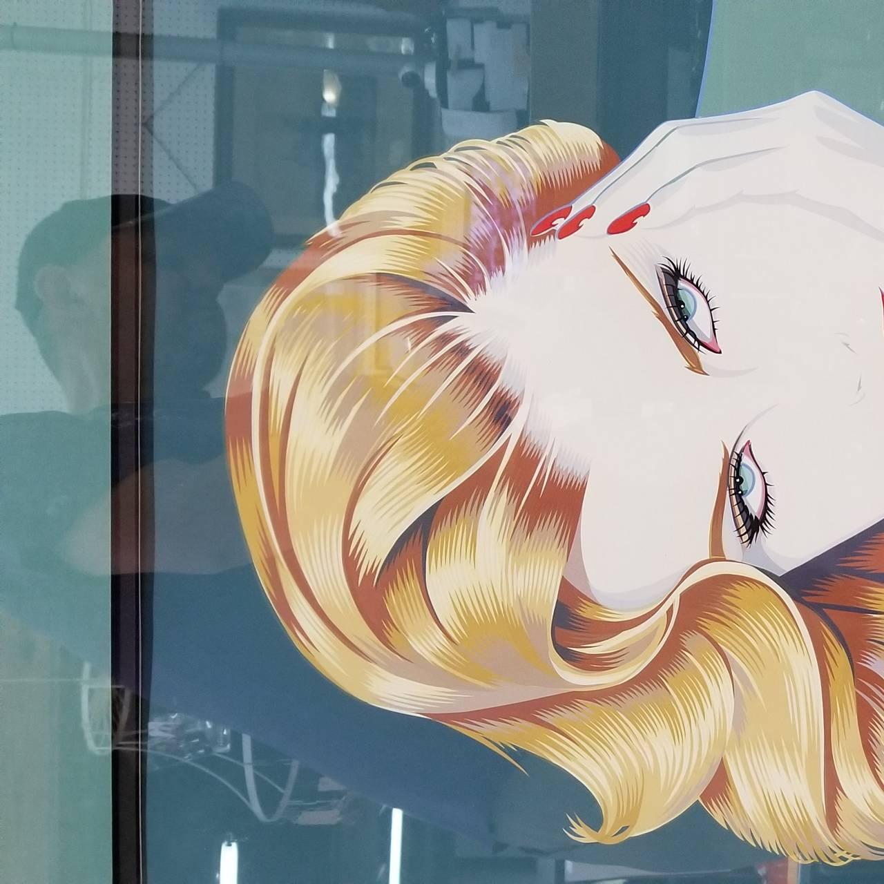 Serigraph Blonde