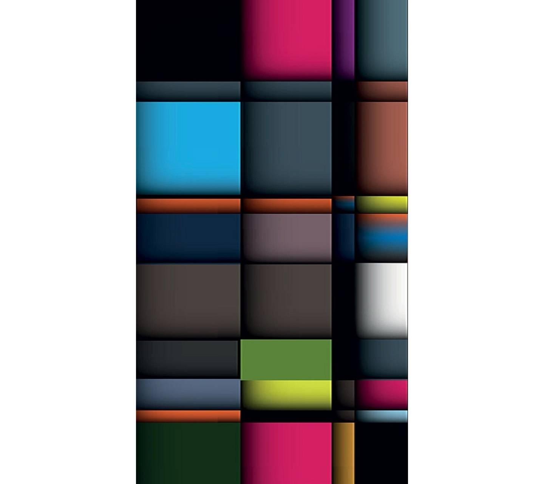Colourful block