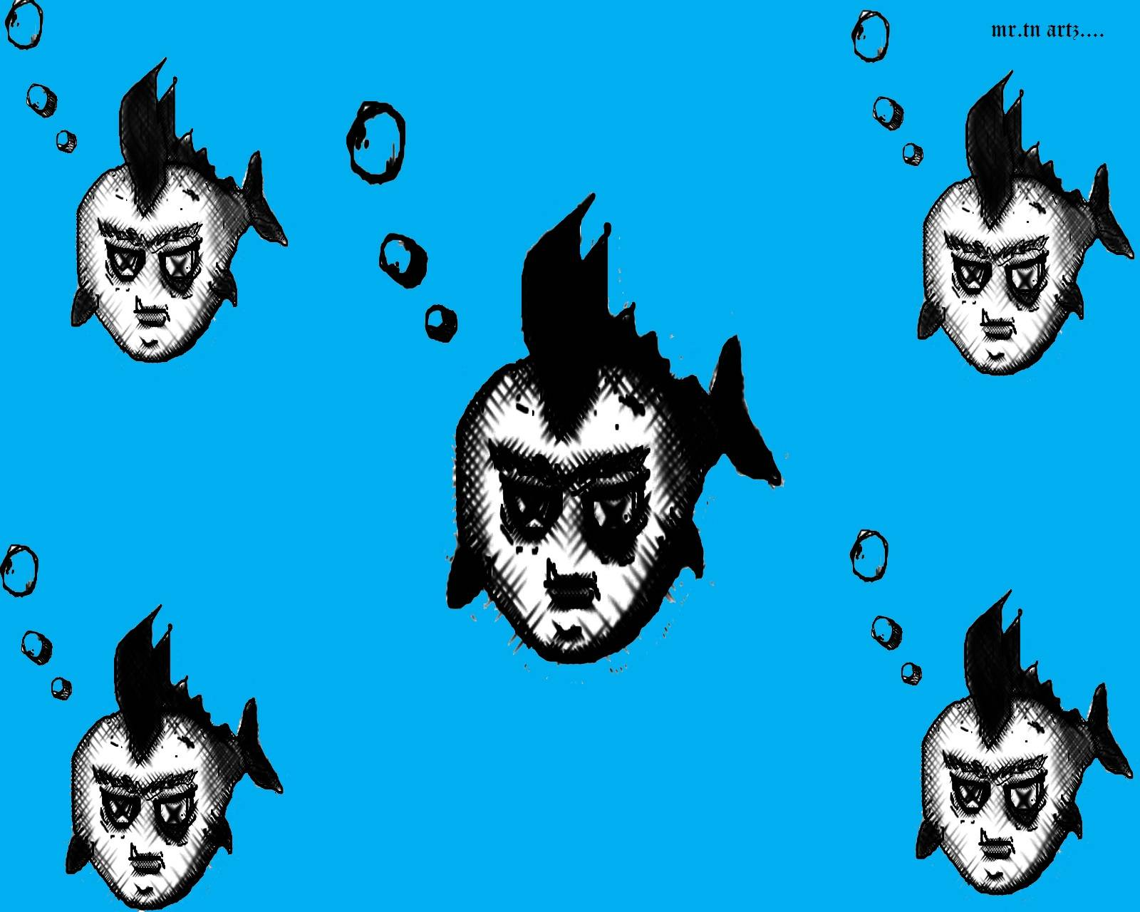 Angry Fishes