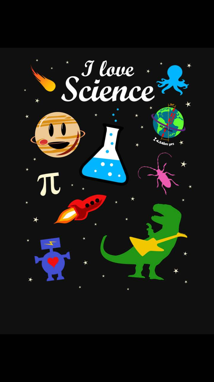 I Love Science Wallpaper By Science1 D0 Free On Zedge