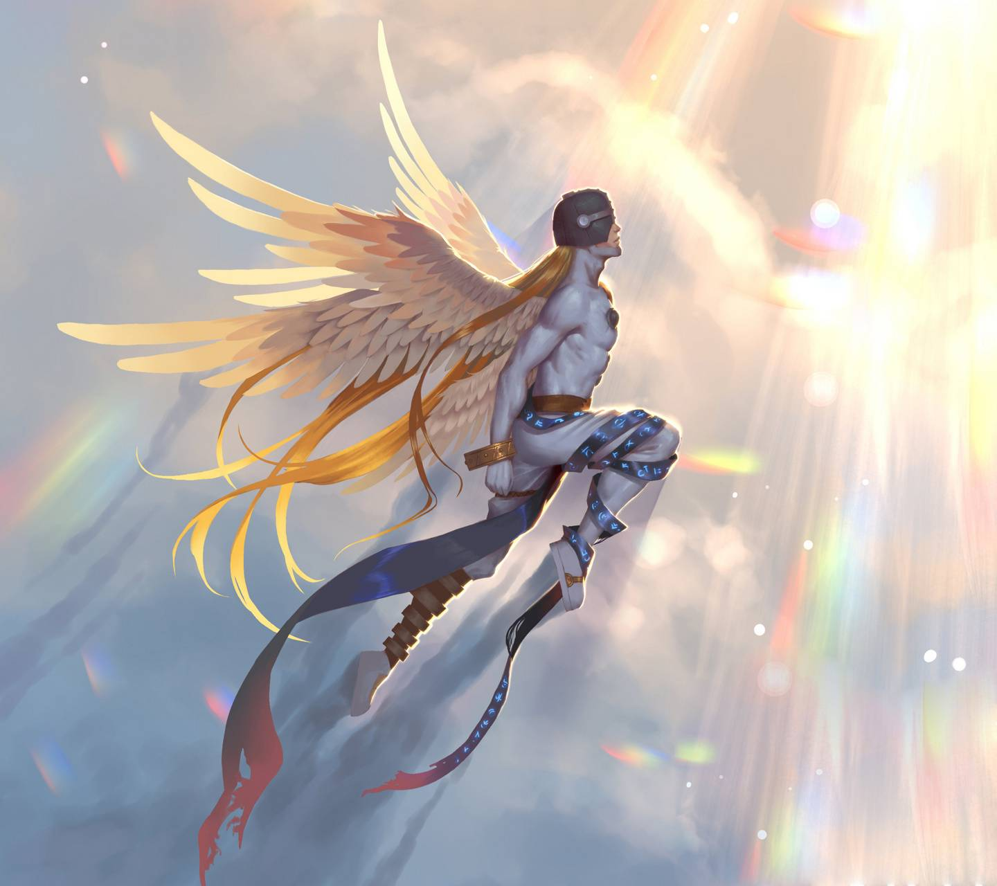Angemon Wallpaper By Alc12 Ff Free On Zedge