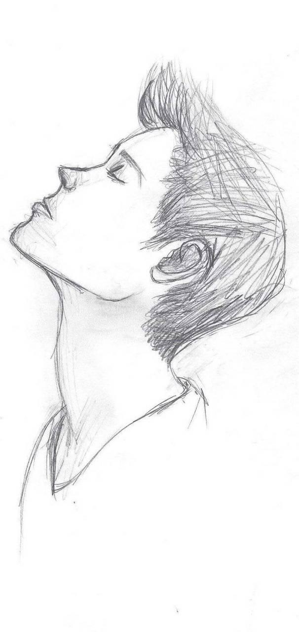 Pencil Sketch Wallpaper By Ommyrajawat 13 Free On Zedge