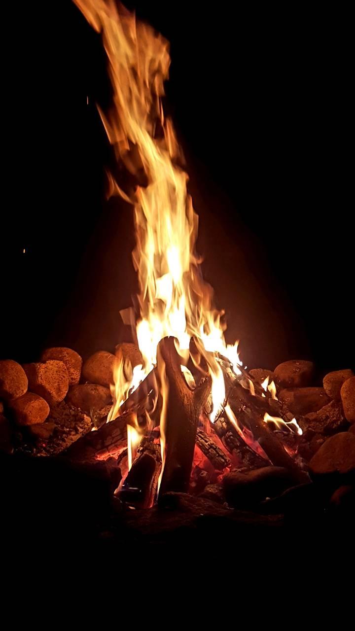 Good ol campfire