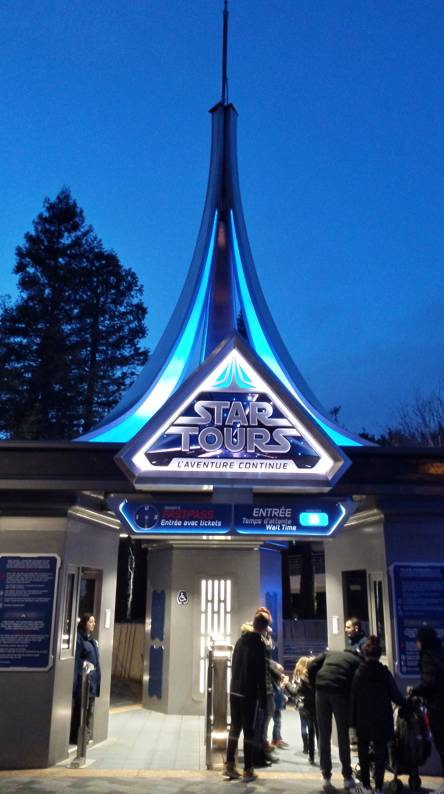Star Tours Wallpapers