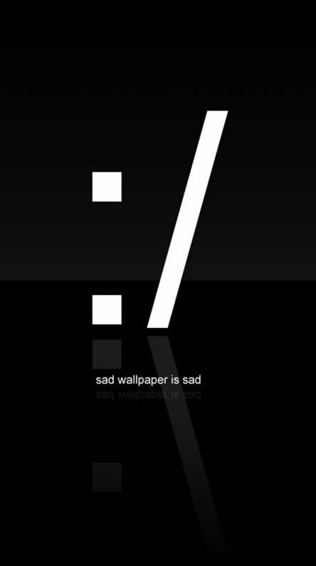 Sad Wallpaper