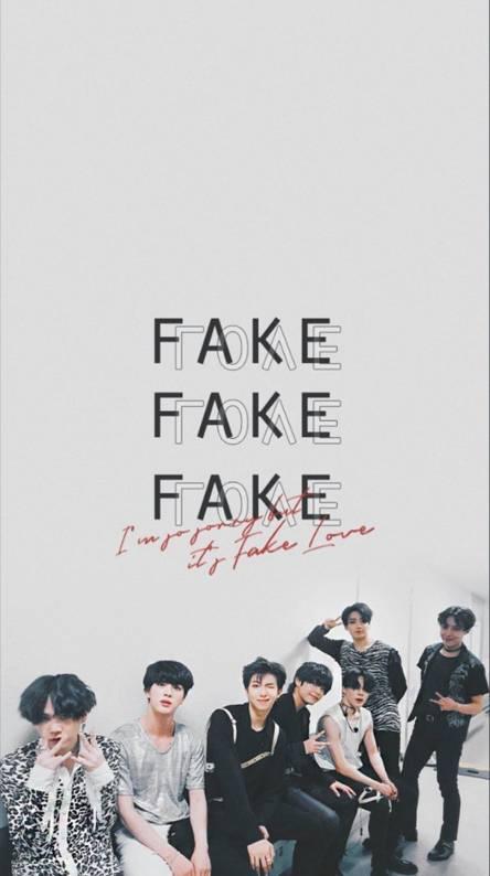 Download 2000+ Wallpaper Bts Fake Love Hd