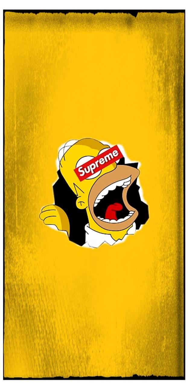 Homer Supreme