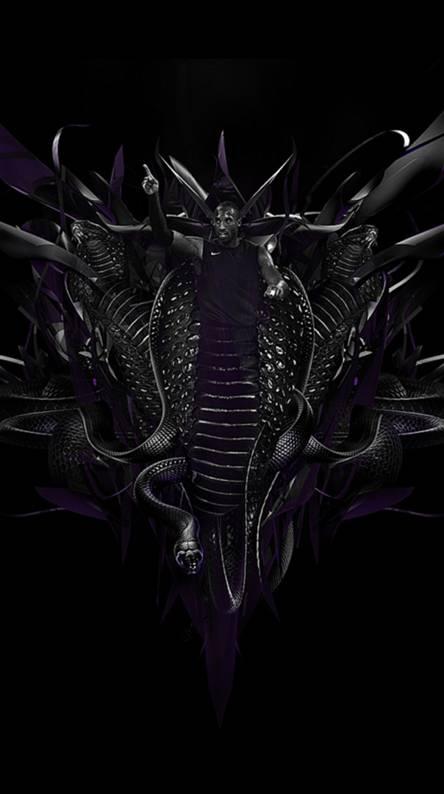 Download 400+ Wallpaper Black Mamba HD