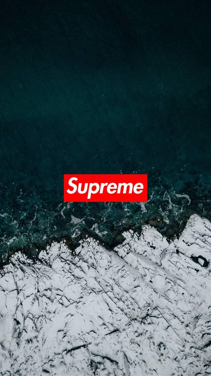 Supreme Glacier