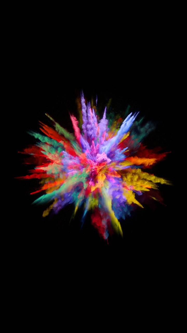 Color Splash Wallpaper By Brhoomy101