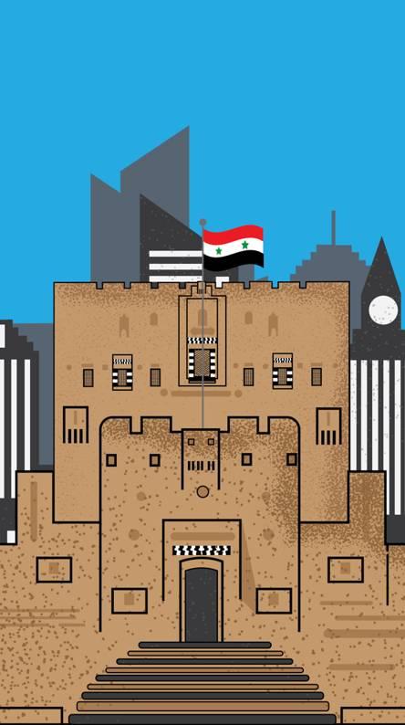 Aleppo castle