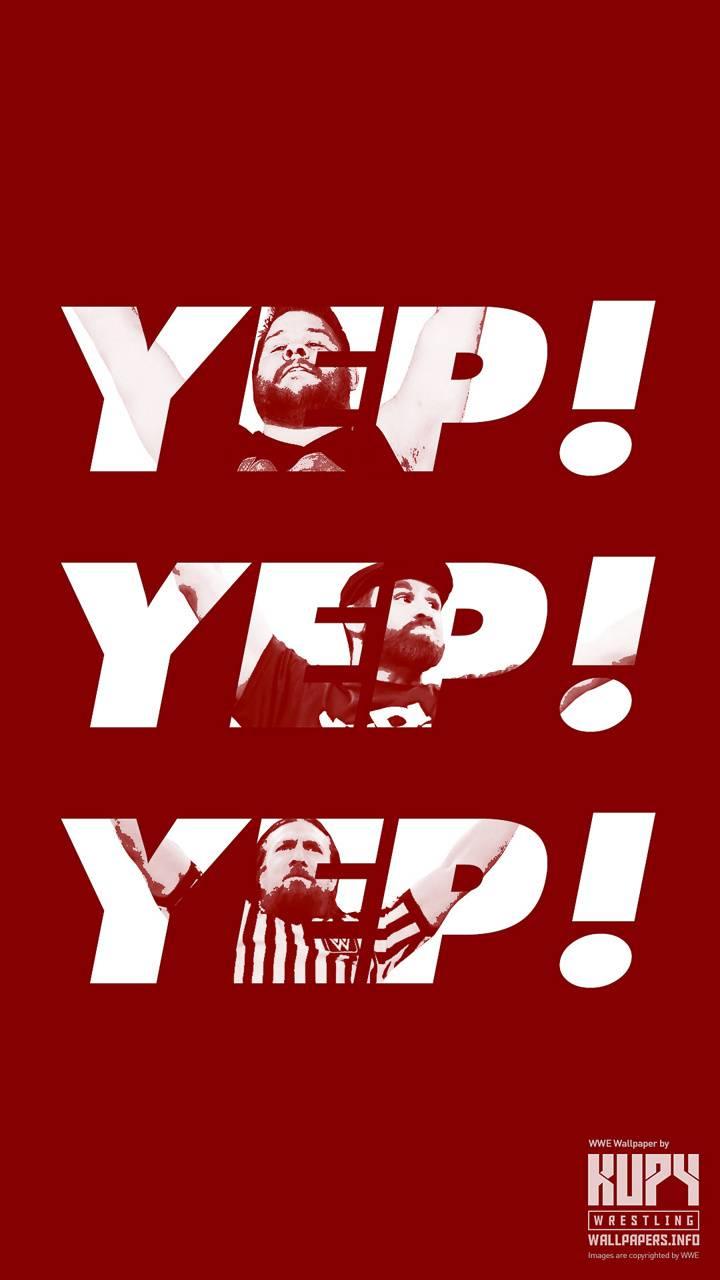 WWE Yep movement
