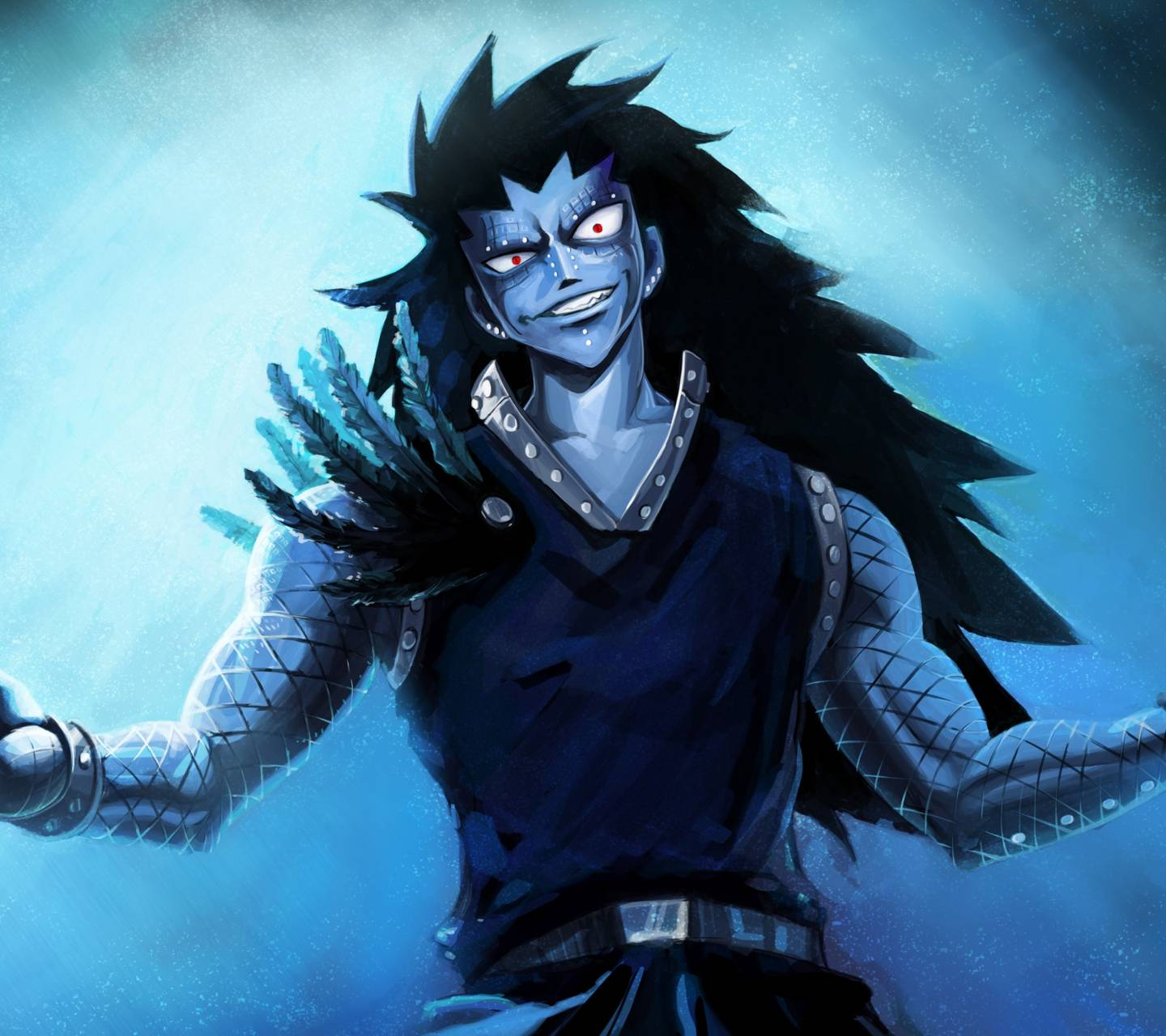 Fairy Tail Iphone Wallpaper Gajeel Best Wallpaper Foto In 2019