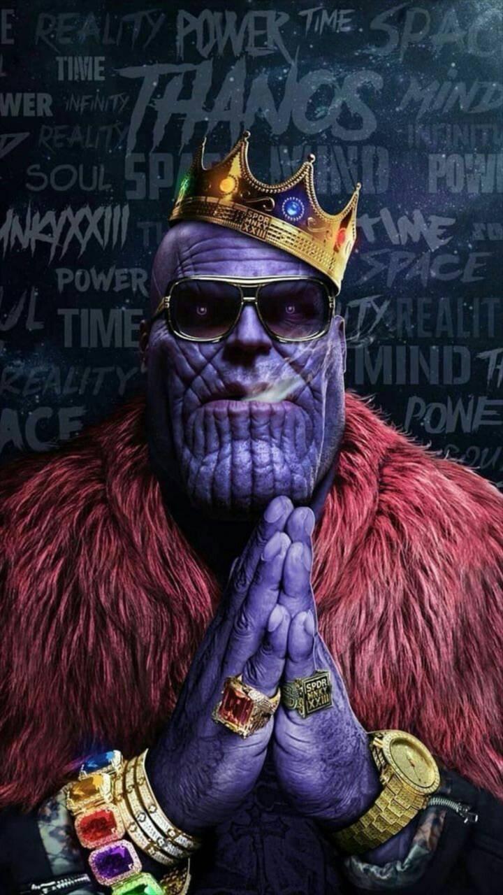 Thanos the god