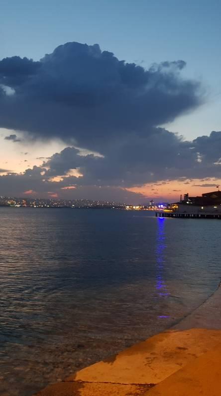 istanbul twlight