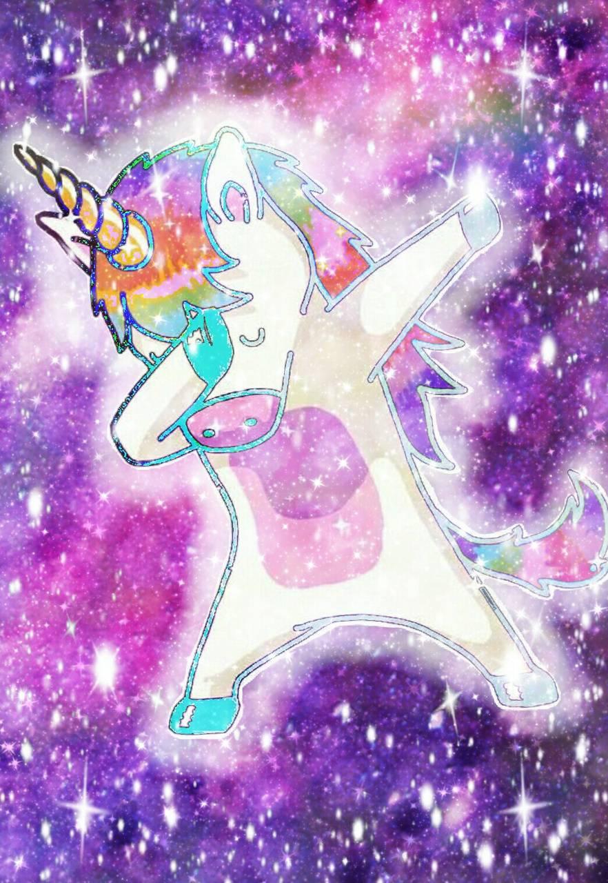 Galaxy Unicorn Wallpaper By Kikyw 68 Free On Zedge