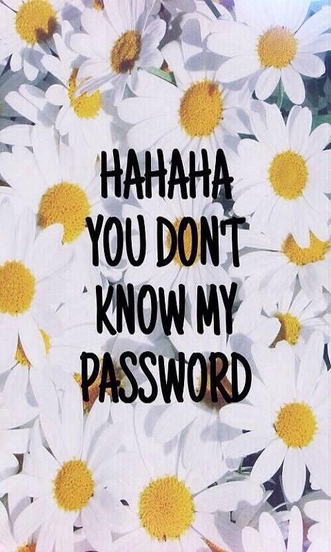 HaHaHa Password