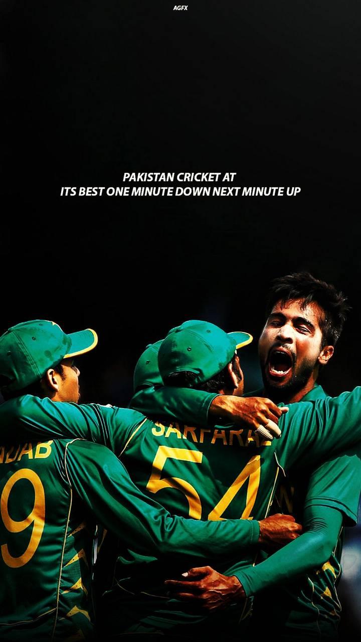 Pakistan Cric Team