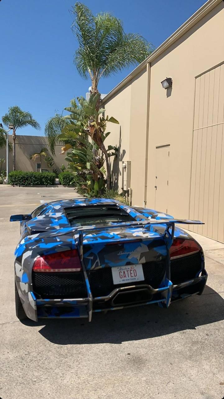 Lamborghini Murci
