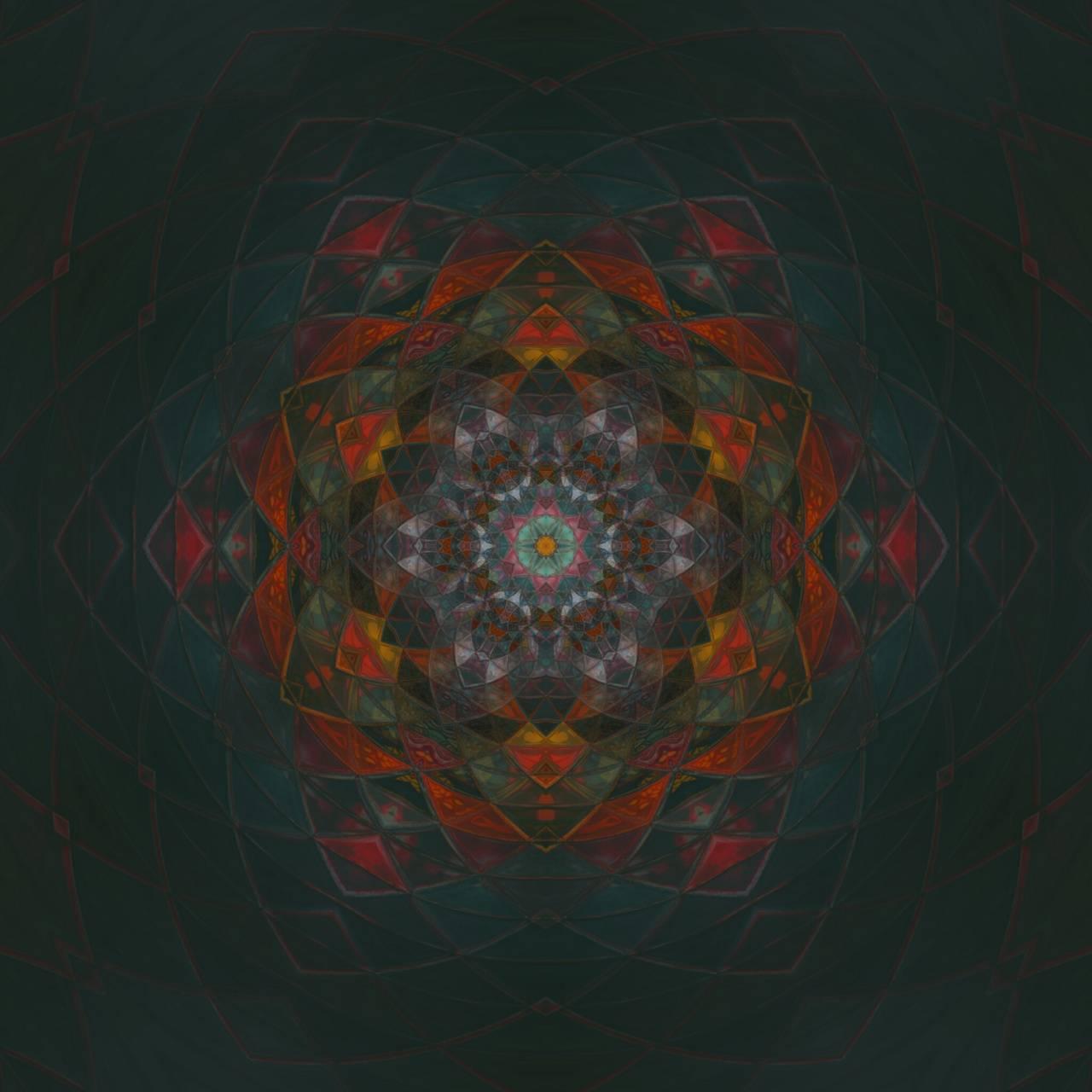 Friendly fractal