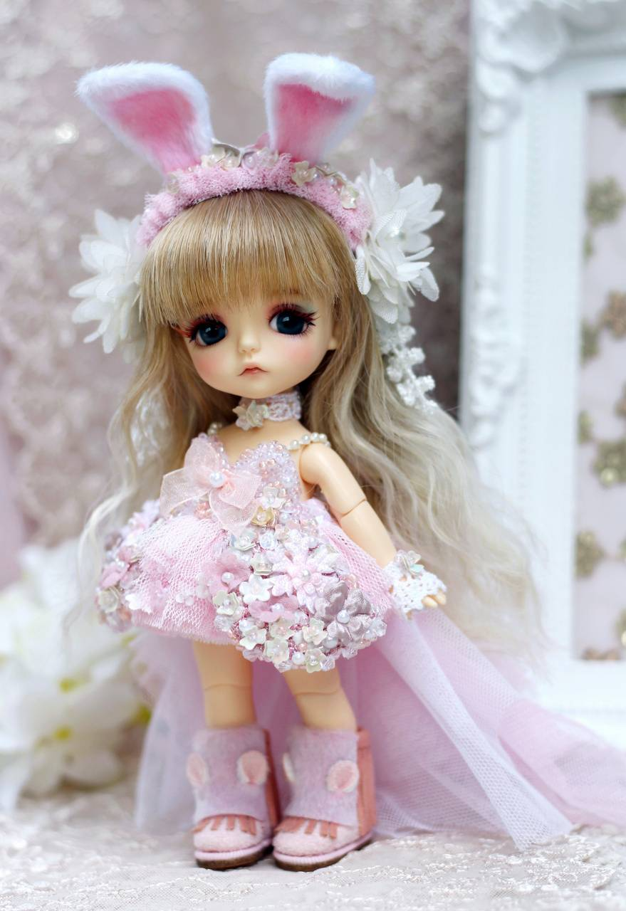 Cute Doll Wallpaper By Alone Vampire 91 Free On Zedge