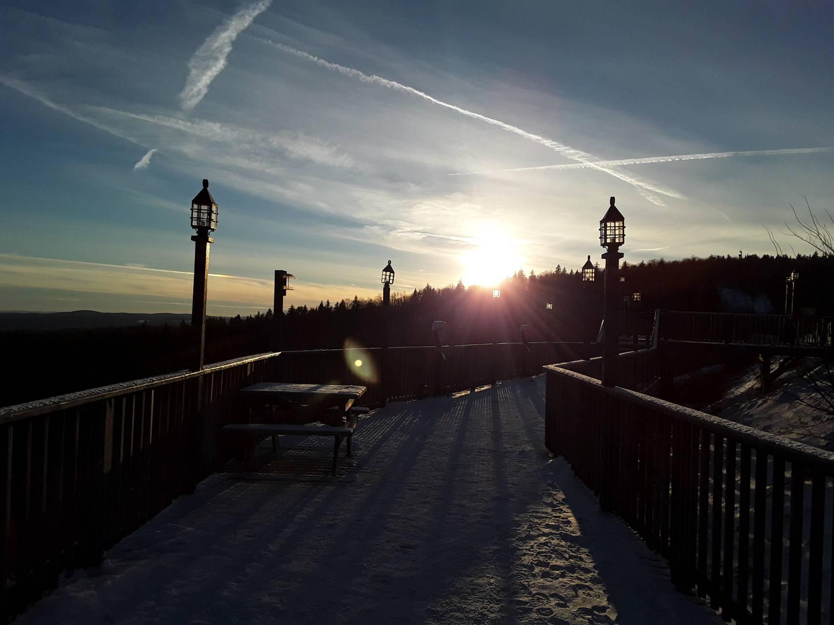 Winter in VT