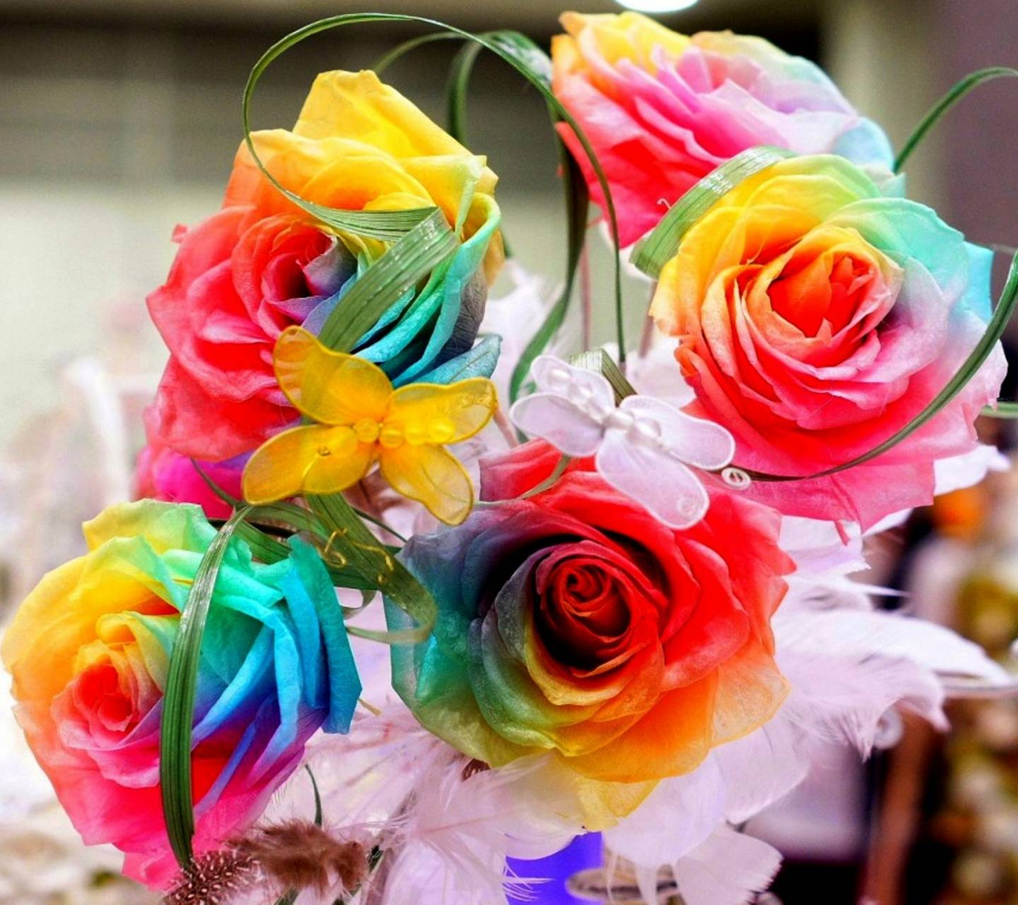 Rainbow Delicacies
