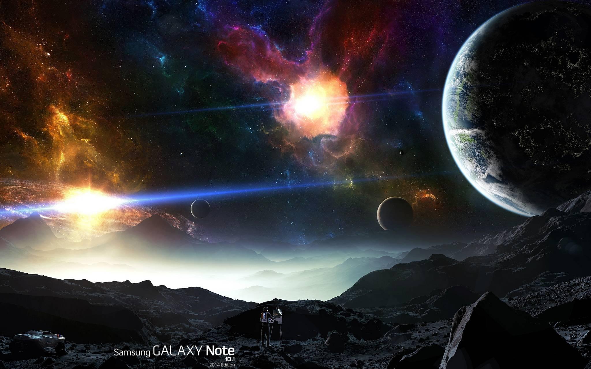 Galaxy Note 10 Stars