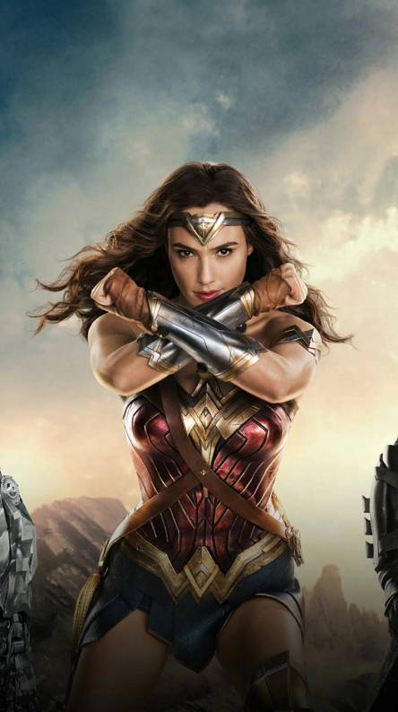 Get Android Wonder Woman Wallpapers
