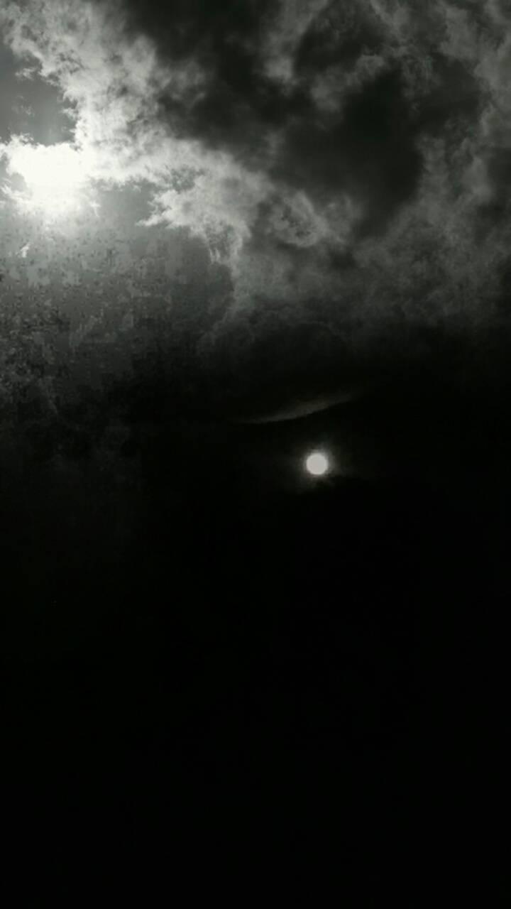 Spooky Full Moon