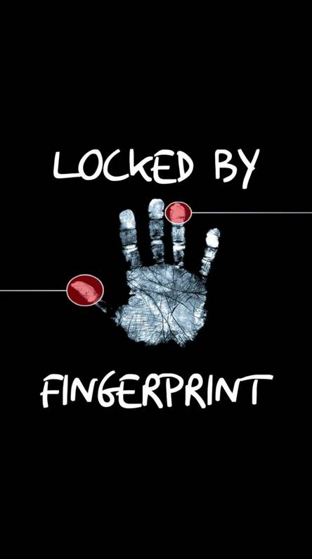 Locked By Fingerpr