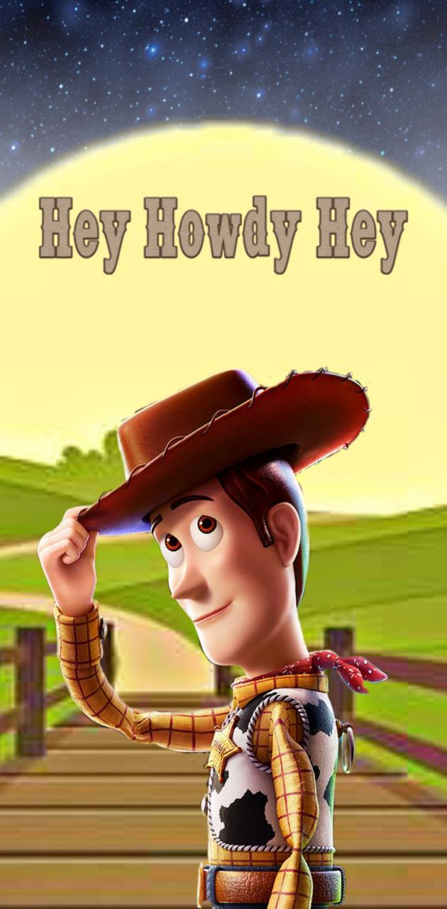 Toy Story-Woody