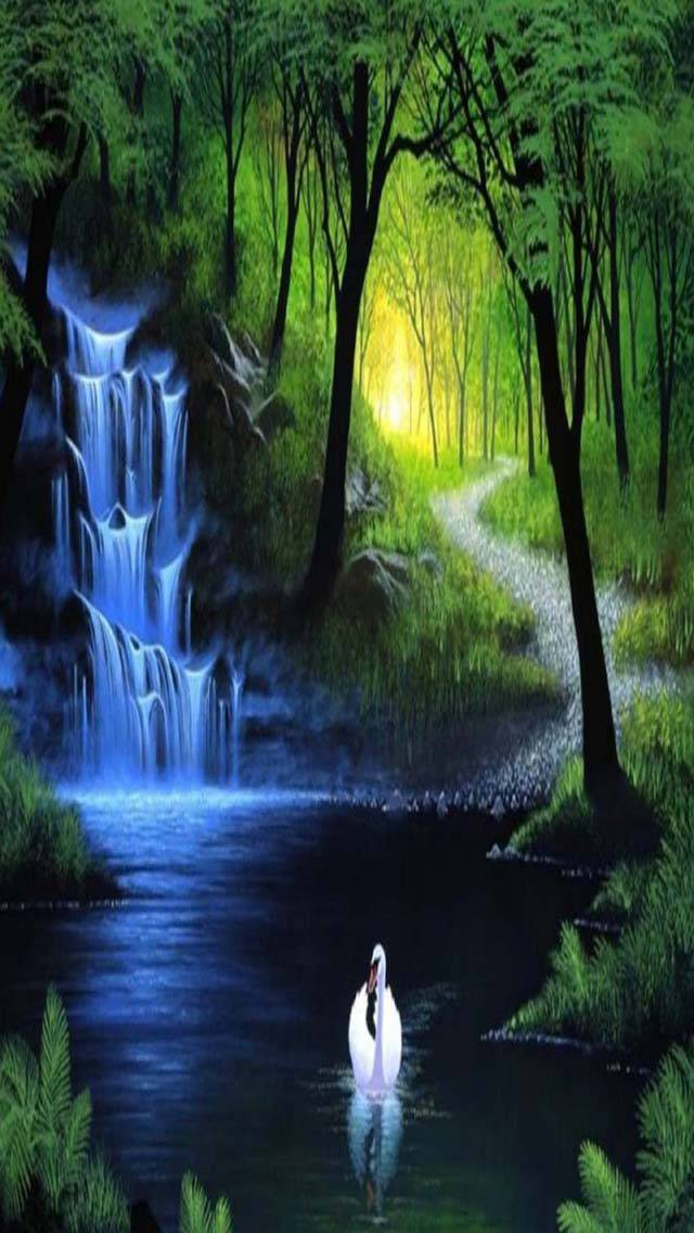Hd Waterfall