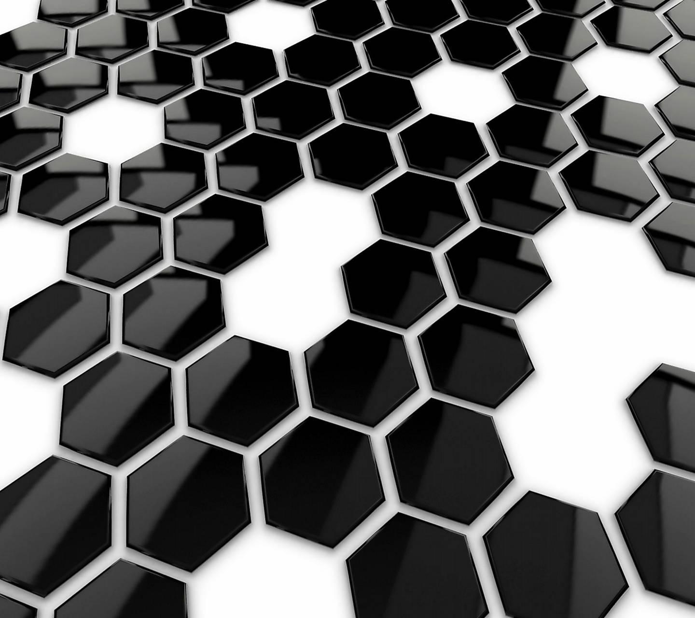 Onyx Hexagons