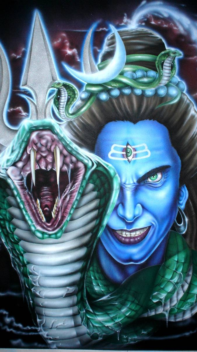 The Wrath Of Shiva 2