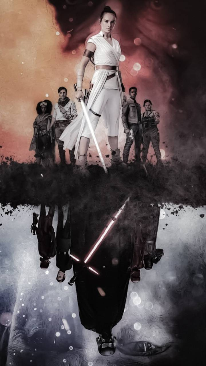 Rise Of Skywalker Wallpaper By Bigshotgangster Ea Free On Zedge