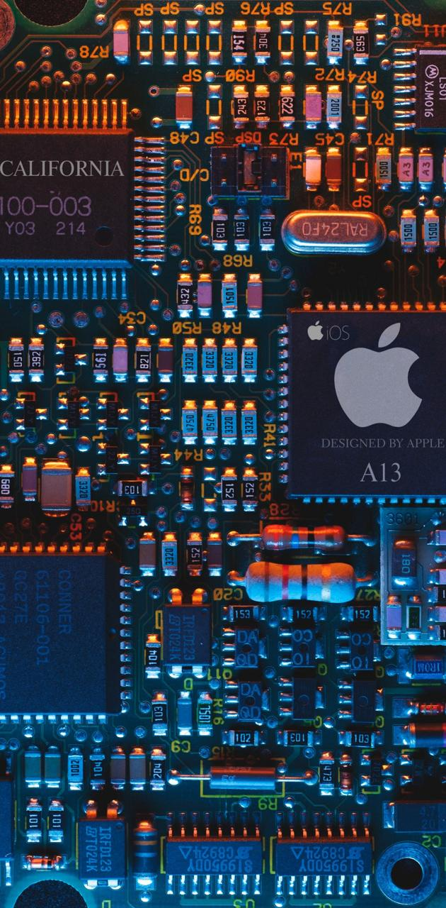 Iphone circuit