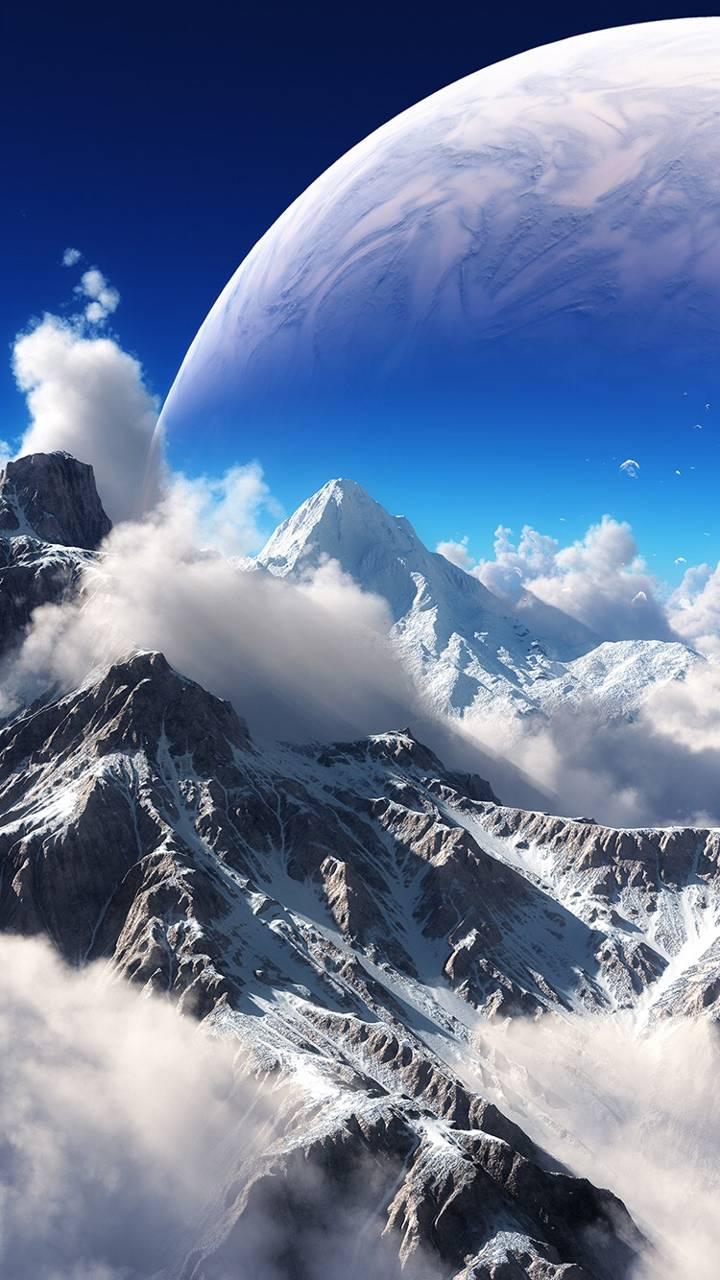 Sci fi Sky