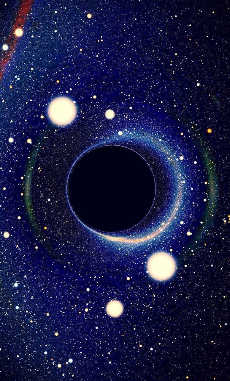 Universe Black Hole Wallpaper By Timothyczech 74 Free On Zedge