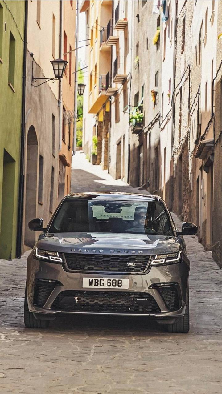 Rang Rover luxury
